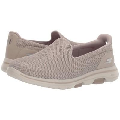 スケッチャーズ SKECHERS Performance レディース シューズ・靴 Go Walk 5 - 15901 Taupe