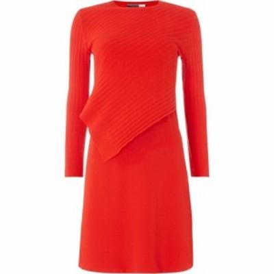 スポーツマックス Sportmax Code レディース ワンピース ワンピース・ドレス Boero knitted long sleeve dress Red