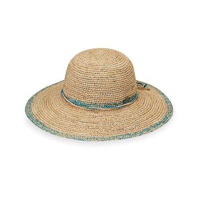 Wallaroo Hat Company HAT レディース US サイズ: One Size カラー: ベージュ