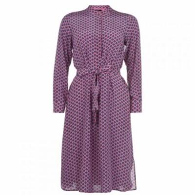 マックスマーラ Max Mara Weekend レディース パーティードレス ワンピース・ドレス MMW Printed Dress Pink