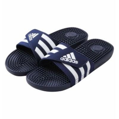 大きいサイズ メンズ adidas サンダル ADISSAGE ダークブルー 1240-0268-1 30.5 31.5 32.5 34.5 36.5
