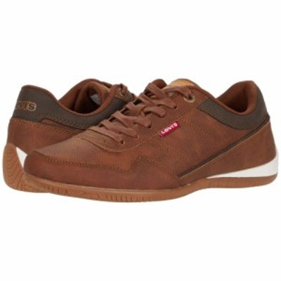 リーバイス Levis Shoes メンズ スニーカー シューズ・靴 Rio 3 Tumbled Wax Tan/Brown