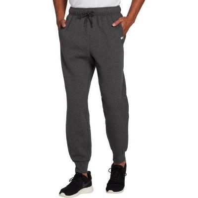 DSG メンズ カジュアルパンツ ボトムス DSG Men's Everyday Cotton Fleece Pieced Jogger Pants