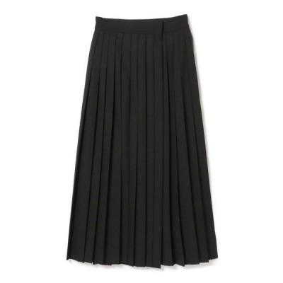 スカート Chika Kisada × Ray BEAMS / 別注 プリーツ スカート