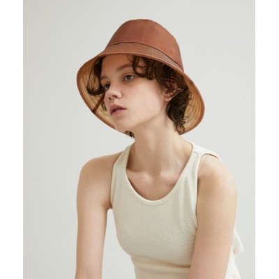 STUDIOUS WOMENS / 【La Maison de Lyllis(ラメゾンドリリス)】《別注》グラスポットハット/GRASS POT HAT WOMEN 帽子 > ハット