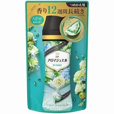 レノア ハピネス アロマジュエル 香りづけ専用ビーズ ヘビロテ服も新鮮な香り長続き パステルフローラル&ブロッサム 詰め替え 415mL