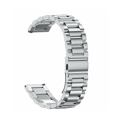 NotoCity 16mm 腕時計バンド ステンレス 腕時計ストラップ 交換ベルト