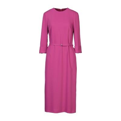 MAISON LAVINIATURRA 7分丈ワンピース・ドレス モーブ 42 ポリエステル 100% 7分丈ワンピース・ドレス