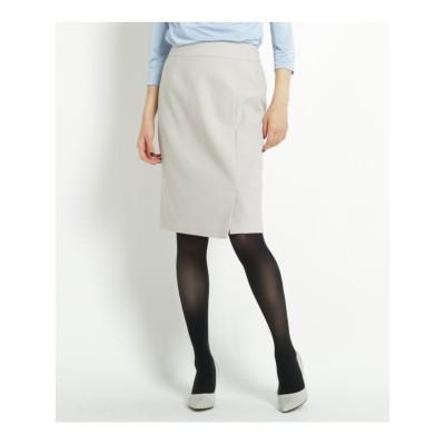 サイドスリットドビーIラインスカート