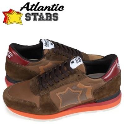 アトランティックスターズ Atlantic STARS シリウス スニーカー メンズ SIRIUS ブラウン CTM-48N