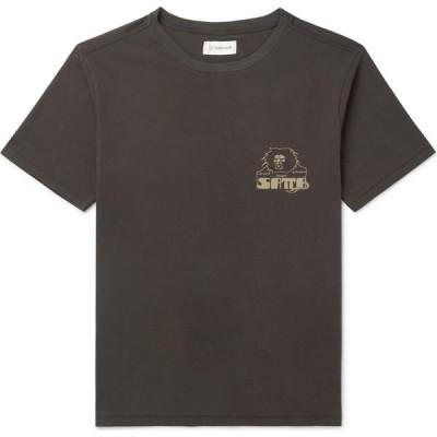 サッタ SATTA メンズ Tシャツ トップス t-shirt Dark green