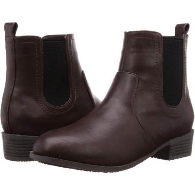 ヴェリココ ブーツ ブーティ 19.5~27.0cm 晴雨兼用ブーツ(4cmヒール) ブラウン 21 cm