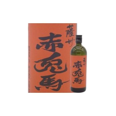 芋焼酎 薩州 赤兎馬 (せきとば) 玉茜 (たまあかね) 720ml 濱田酒造 ≪箱無し≫