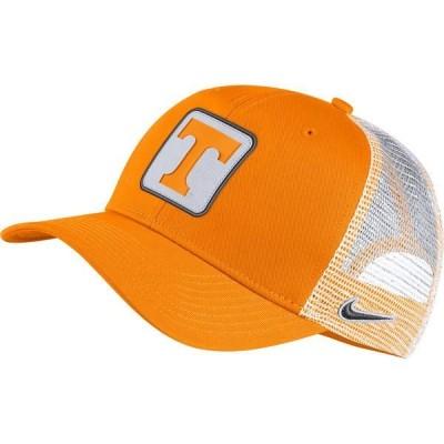 ナイキ 帽子 アクセサリー メンズ Nike Men's University of Tennessee C99 Trucker Hat Bright Ceramic