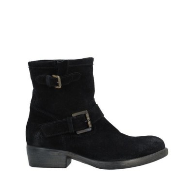 MARIA CRISTINA ショートブーツ  レディースファッション  レディースシューズ  ブーツ  その他ブーツ ブラック