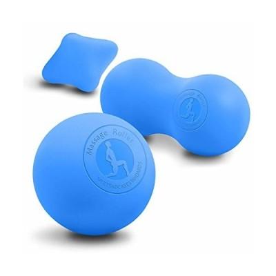 FEELCAT マッサージボール 筋膜リリース ボール コリをほぐす ストレッチボール 首 肩 背中 腰 お尻 太もも ふく
