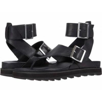 SOREL ソレル レディース 女性用 シューズ 靴 サンダル Roaming(TM) T-Strap Black 1【送料無料】
