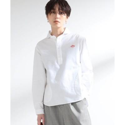 シャツ ブラウス 【WEB限定】DANTON / OX プルオーバーシャツ