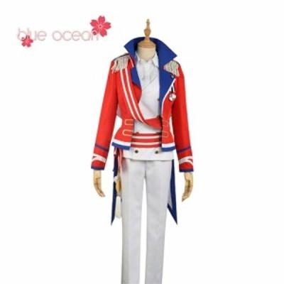 B-PROJECT ビー・プロジェクト 北門倫毘沙 きたかど ともひさ アニメ版 OP 風 コスプレ衣装  cosplay ハロウィン