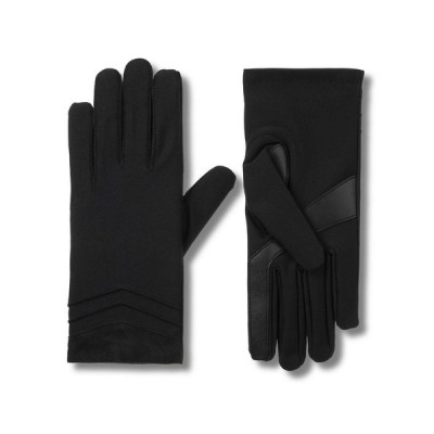 アイソトナー 手袋 アクセサリー レディース Women's Water Repellant Touchscreen Gloves Black