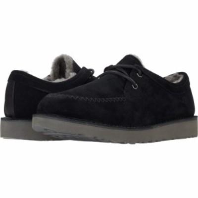 アグ UGG メンズ スリッパ シューズ・靴 Campout Lace Low Black