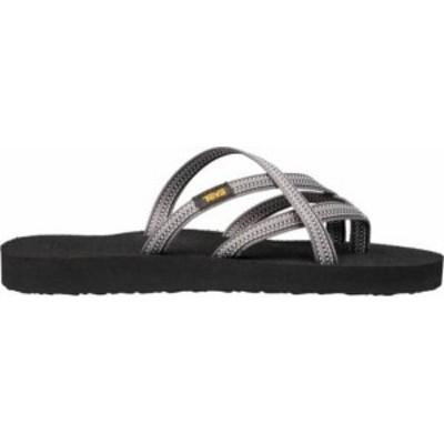 テバ レディース サンダル シューズ Teva Women's Olowahu Sandals Antiguous Grey