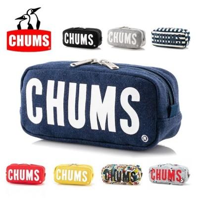 CHUMS チャムス Boat Logo Pouch Sweat CH60-2712 【アウトドア/日本正規品/ポーチ】【メール便・代引不可】