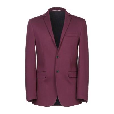 EXIBIT テーラードジャケット ディープパープル 50 レーヨン 70% / ナイロン 25% / ポリウレタン 5% テーラードジャケット