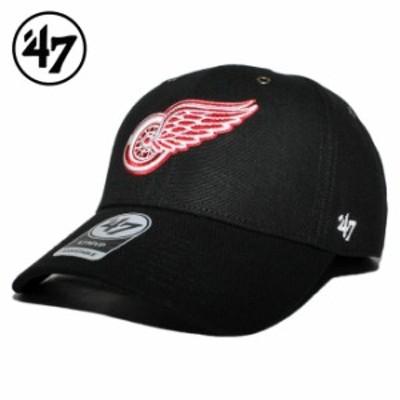 47ブランド カーハート コラボ ストラップバックキャップ 帽子 メンズ レディース 47BRAND CARHARTT NHL デトロイト レッドウィングス フ