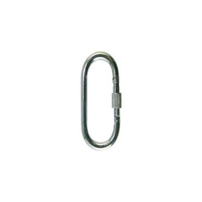 KH スチ-ルカラビナ O型 環有り 504