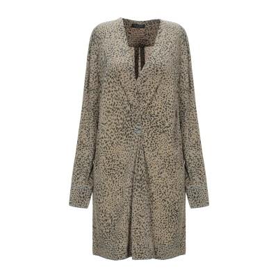 ラグアンドボーン RAG & BONE ミニワンピース&ドレス サンド XXS シルク 100% ミニワンピース&ドレス