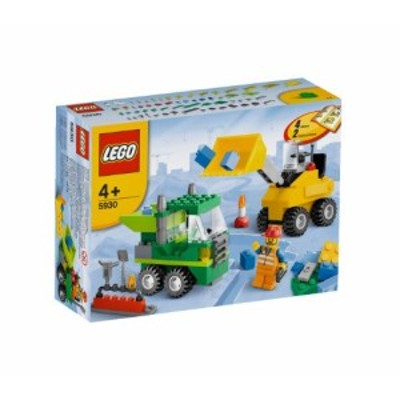 レゴ LEGO Road Construction Building Set 5930
