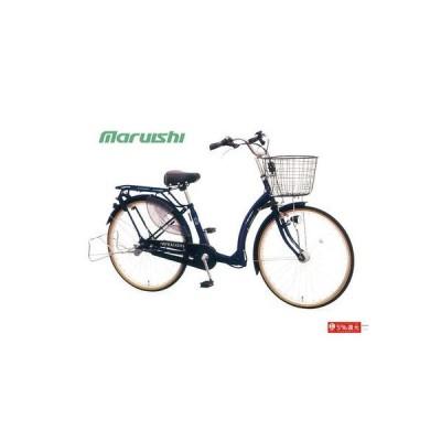 (店舗受取送料割引)丸石サイクル(MARUISHI) ふらっか〜ずキュート FRQ263E ファミリーサイクル