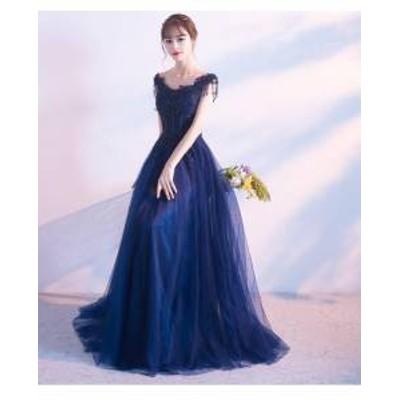 ドレス ワンピース ロング丈 ノースリーブ デコルテ シフォン ふんわり 20代 上品 春夏 結婚式 お呼ばれ a519