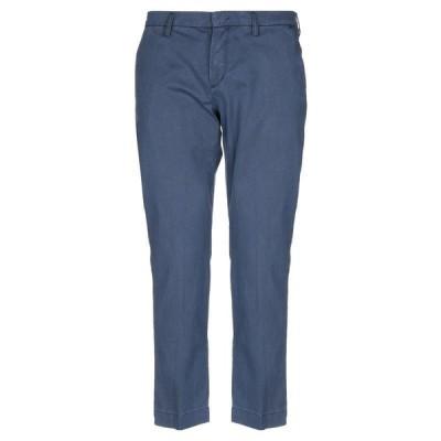 ENTRE AMIS クラシックパンツ ファッション  メンズファッション  ボトムス、パンツ  その他ボトムス、パンツ ダークブルー