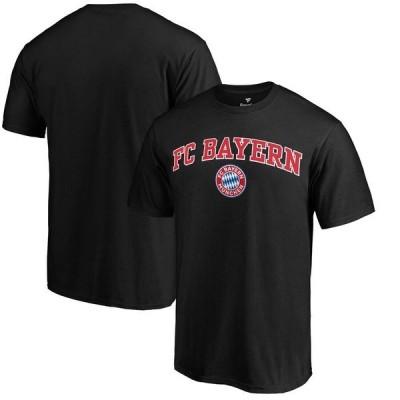 ファナティクス ブランデッド メンズ Tシャツ トップス Bayern Munich Fanatics Branded Heart and Soul T-Shirt