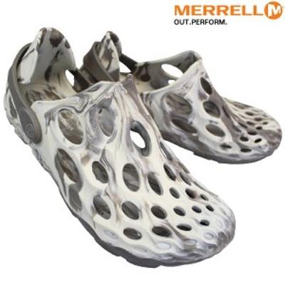 メレル MERRELL J033511 ハイドロモック ボウルダー HYDRO MOC メンズ サンダル クロッグ サボサンダル カジュアルシューズ シャワーサン