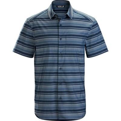 アークテリクス メンズ シャツ トップス Brohm Striped Shirt