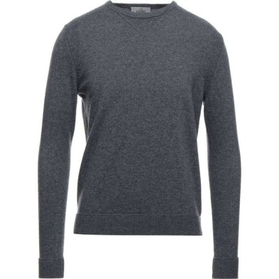 ドメニコ タリエンテ DOMENICO TAGLIENTE メンズ ニット・セーター トップス Sweater Grey