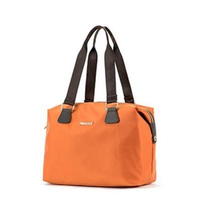PRIMA CLASSE(プリマクラッセ) 19H1206 軽量ポリ素材1泊2日用ボストンバッグ/オレンジ