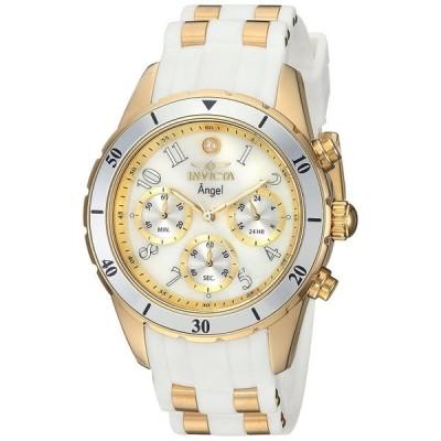 インビクタ Invicta インヴィクタ 女性用 腕時計 レディース ウォッチ ホワイト 24901