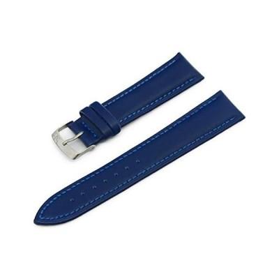 MORELLATO 時計ベルト 牛革 MUSA ムーサ 20mm ブルー 交換用工具付き [正規輸入品] X3935A69065020