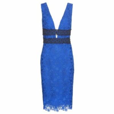 ダイアン フォン ファステンバーグ Diane von Furstenberg レディース ワンピース ワンピース・ドレス Viera lace dress Neptune Blue/Bl