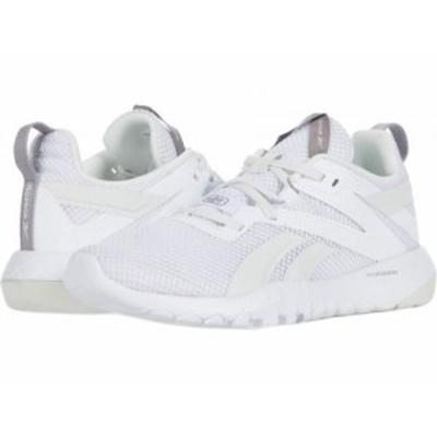 Reebok リーボック レディース 女性用 シューズ 靴 スニーカー 運動靴 Mega Flexagon White/White/True Grey【送料無料】