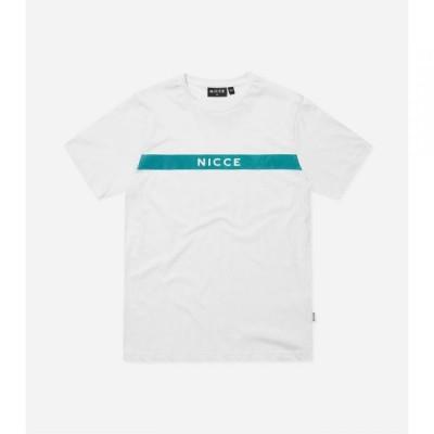 ニッチェ ロンドン Nicce メンズ Tシャツ トップス Velux T-Shirt Green