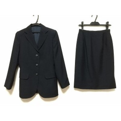 オールドイングランド OLD ENGLAND スカートスーツ レディース 美品 - 黒【中古】20201201