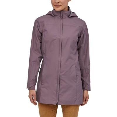 パタゴニア PATAGONIA レディース レインコート アウター Torrentshell Waterproof City Rain Coat Hyssop Purple