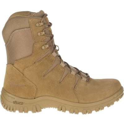 ベイツ ブーツ&レインブーツ シューズ メンズ Bates Men's Maneuver Hot Weather Tactical Boots Brown