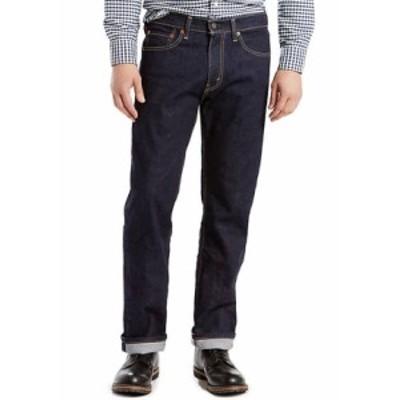 リーバイス メンズ デニムパンツ ボトムス 505 Regular Fit Jeans Rinse Stretch