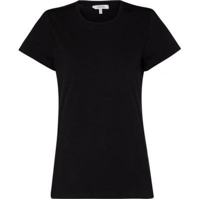 ドロシー シューマッハ Dorothee Schumacher レディース Tシャツ トップス Set of 2 stretch-cotton jersey T-shirts Black